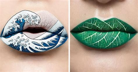 Artistic lips picture 7