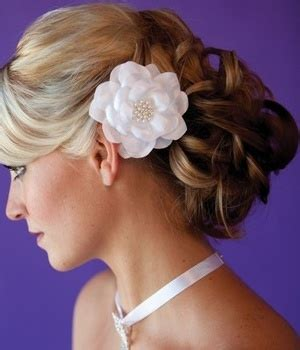 crystal flower hair clips picture 17