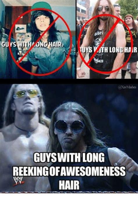 wrestling hair men picture 6