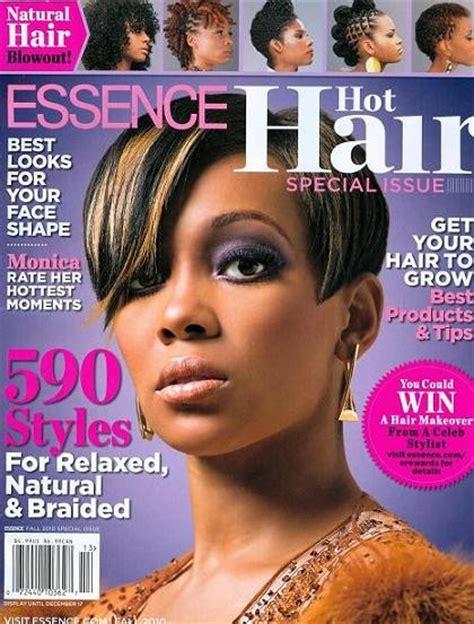black hair salon hair style magazines picture 4