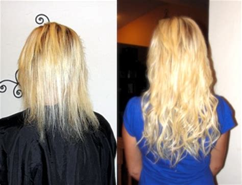 caring for keratin bonded hair extensions picture 10