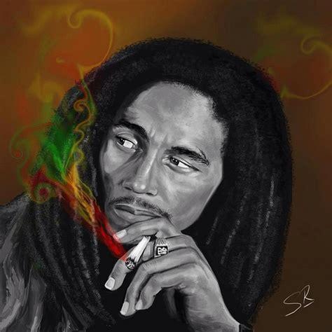 bob marley smoke picture 11