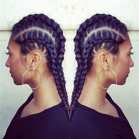 conrow hair picture 10