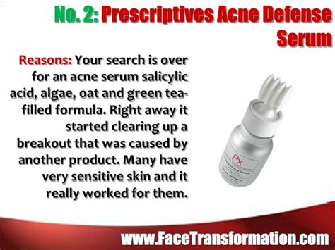 algae clears up acne picture 1