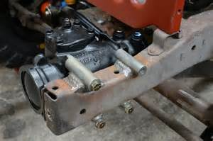jeep power steering conversion u joint picture 5