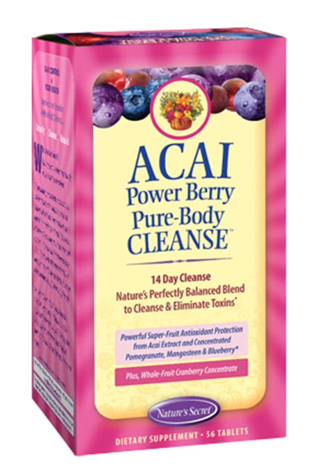 acai berry cleanse body aches picture 6