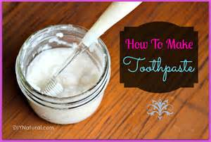 how to make a tooth paste with moringa picture 6