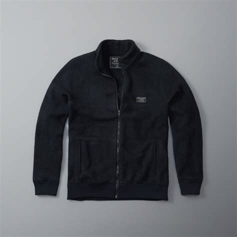 abercrombie and fitch mens new york full zip picture 9