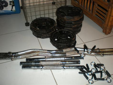 weights for sale picture 3