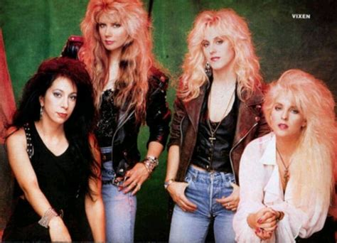 tough american hair band picture 6