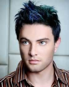 colors hair color for men picture 5