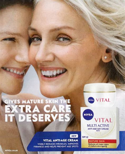 anti ageing commercial picture 5