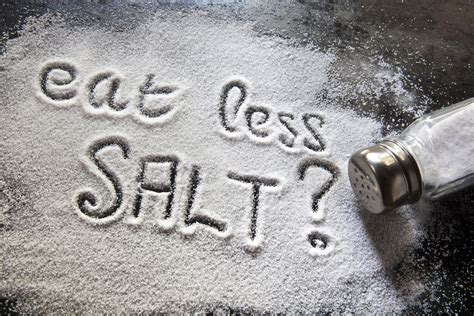 Low salt causing low blood pressure picture 7