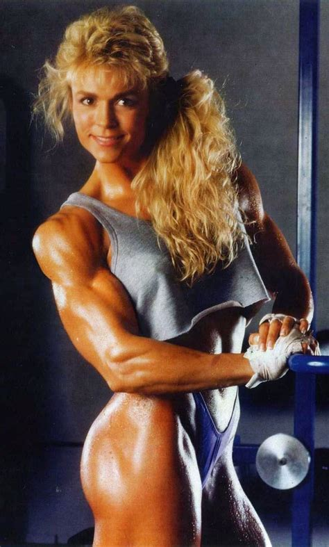 female muscle picture 5