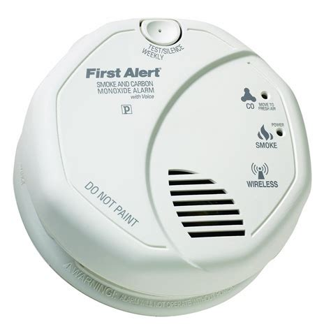 first alert smoke alarm picture 1