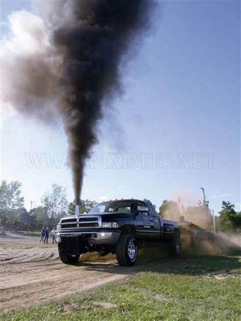 smoke diesel power picture 2