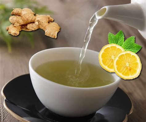 will ginger tea get rid of metabolites picture 16