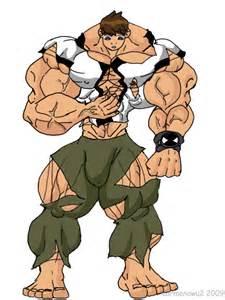 gwen tennyson muscle gif picture 9