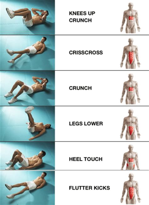 ab muscle exercise picture 5