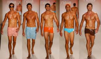 men packages showing in bathing suits picture 2
