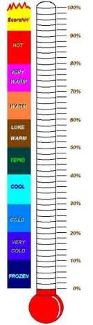 weight loss thermometer chart template picture 3