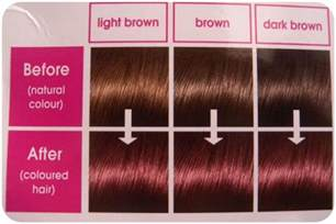 color chart for red hair dye picture 11