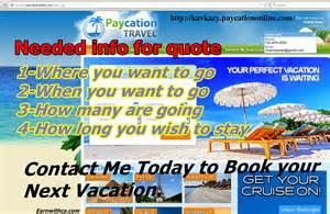 genuine travel agent business opportunity picture 1