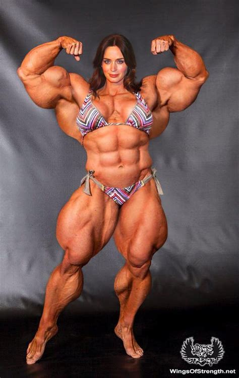 female muscle morph stories picture 5
