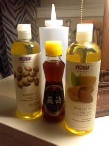 iodine mixed with oil- natural hair remover picture 2
