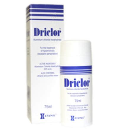 available drugstore of driclor deodorant picture 15