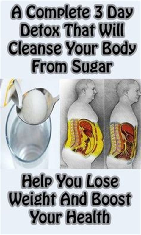 cleanse body of sugar picture 2