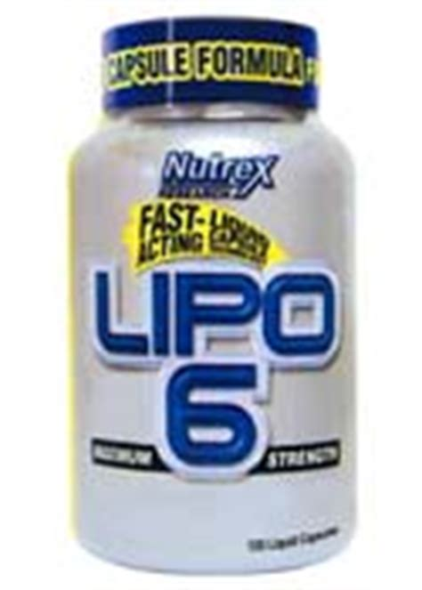 lipo red fat burner supplement picture 11