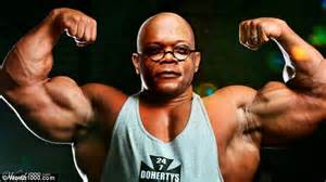 black body builders in highs picture 1