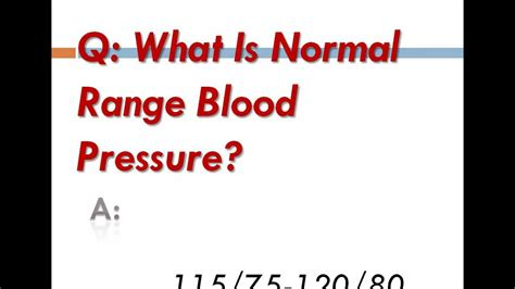 acceptable range for blood pressure picture 14