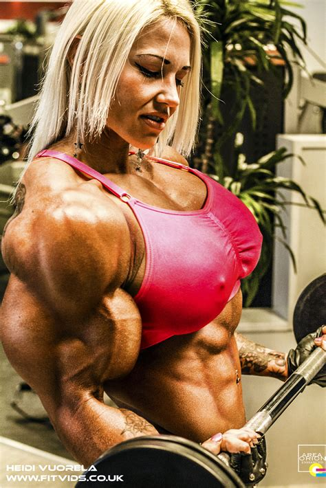 female muscle morphs my space picture 10