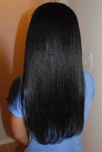 how to relax hair picture 2