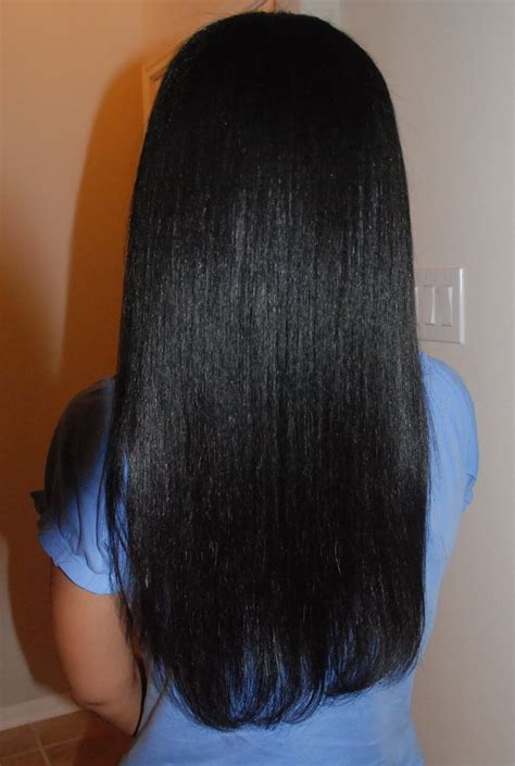 how to relax hair picture 7