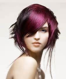 black hair styles and colors picture 17