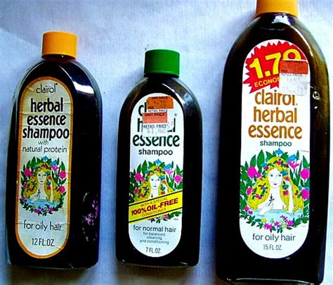 herbal essence shampoo from the 1970's picture 6