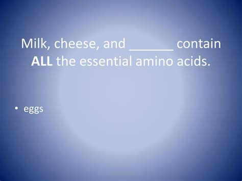 foods that contain enzymes and amino acids picture 3