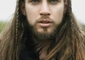 men's long hair picture 11