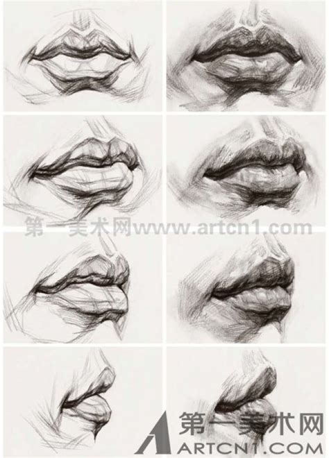 drawing lips picture 3