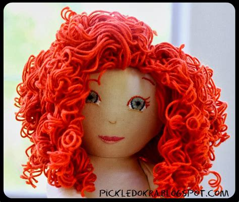 doll hair picture 6