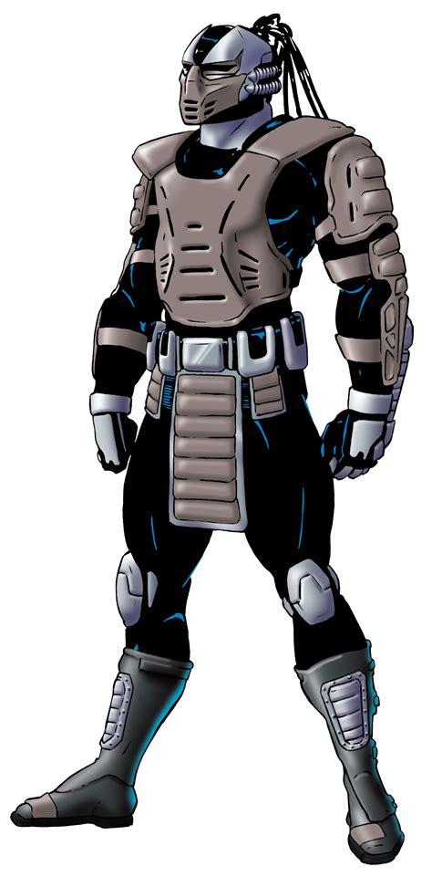 mortal kombat armageddon character info. human smoke picture 10