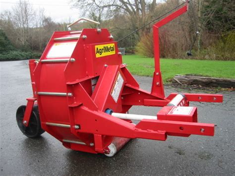 agrimetal bw 240 leaf blower for sale picture 6