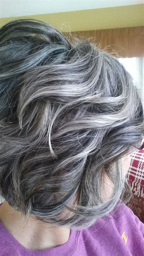 curly hair hilights picture 3