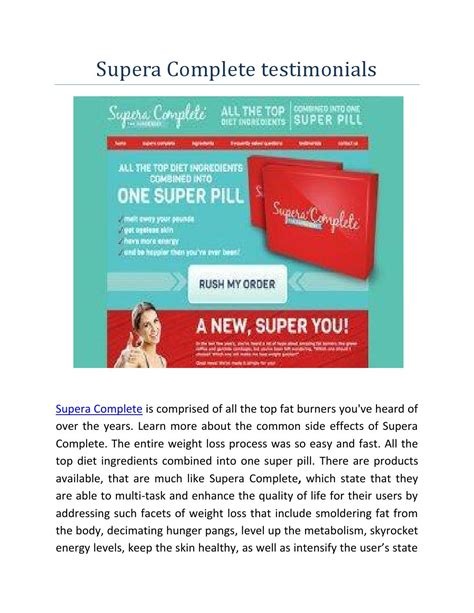 supera complete diet pill picture 2
