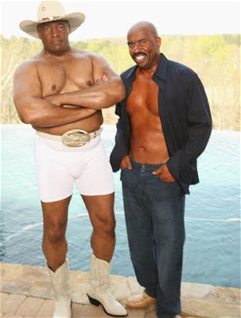 steve harvey cutting fat from stomach picture 5