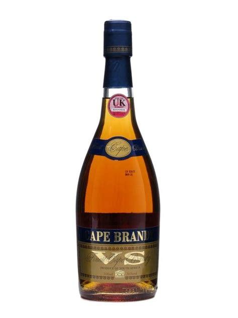 cape smoke brandy picture 1