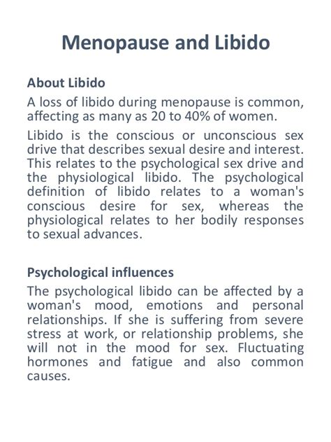 increasing post menopausal libido picture 1